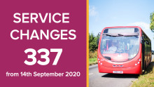 337 - Service Changes