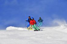 Snö och kyla ger stark skidpremiär
