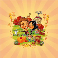Bakken öppnas upp under hösten: färgrik höstfest för alla!