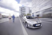1 miljon tillverkade Peugeot 308