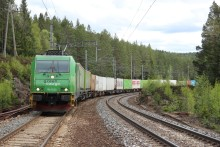 Green Cargo launches a new IT system for domestic rail traffic in Norway