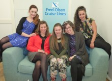 Fred. Olsen Cruise Lines announces further new Sales team appointments