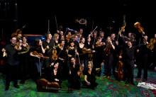 Norske Barokksolistene til Bachfestival i Tyskland 2016
