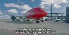 Norwegian er verdens grønneste flyselskab på transatlantiske ruter