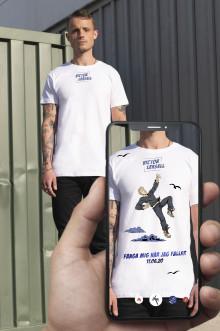 Interaktiv AR-kampanj sätter fansen i fokus för Victor Leksells debutalbum