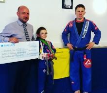 Sutton-in-Ashfield's future world Champion