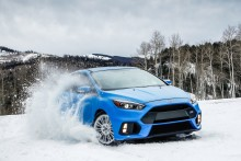Ford Focus RS är Car of the Year 2017