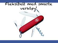 Fleksibelt med verktøy - Henrik Njaa