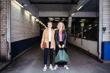 Bukvys multifunktionella väska ger stadsbon mer frihet i vardagen
