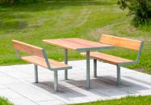 Nye piknikbord og benker på Vestli - hvor skal de stå?