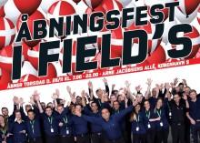 Elgiganten i Fields genåbner med kæmpefest