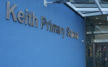 Keith Primary School follow-up inspection report