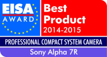 Sony juhlii kuusinkertaista EISA Awards -voittoa