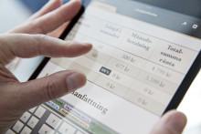 Svag ökning av digitaliseringsgraden i svenska verksamheter
