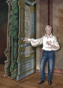 """Loa Falkman och Philip Zandén berättar om den nya produktionen """"Loa på Drottningholm"""""""