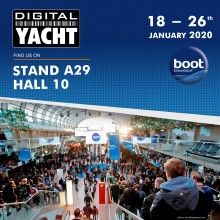 Digital Yacht at Boot 2020 – Hall 10 Stand A29