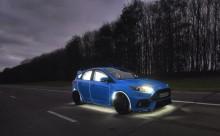 En tur i en Ford Focus RS er bedre end et lidenskabeligt kys