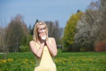 Så klarar du pollensäsongen – tio bästa tipsen