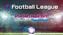 KONAMI's eFootball.League 2020/21 SEASON KICKS OFF DECEMBER 7th