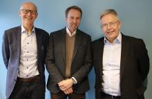 Øyvind Skarholt – ny leder av Norsk Byggtjeneste AS
