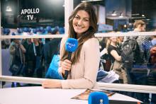Apollo sender TV fra Ferie for alle