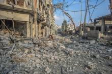 Ny rapport från Rädda Barnen:  Nästan 50 procent fler döda i Syrien – barnen drabbas hårdast