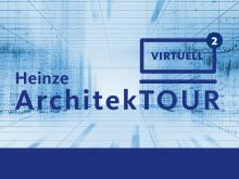 Besuchen Sie ALGECO auf der Heinze ArchitektTOUR virtuell