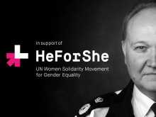 All police forces commit to gender equality on International Women's Day
