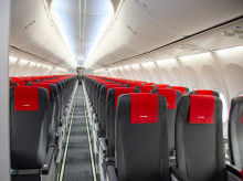 Norwegian introduces new slimline seats to transatlantic flights on 737 MAX