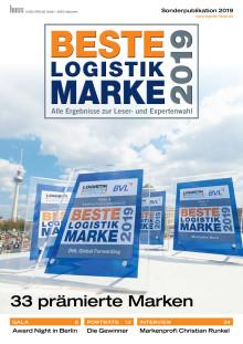 Beste Logistik Marke 2019