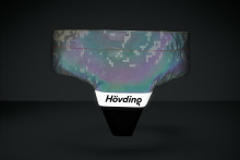 Hövding unveils new extra-visible and snug covers