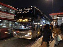 OXFORD BUS COMPANY COMMEMORATE X90 ON EMOTIONAL LAST DAY OF SERVICE