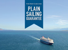Fred. Olsen Cruise Lines unveils flexible bookings and deposits in new-look Plain Sailing Guarantee to cover cruises into 2021