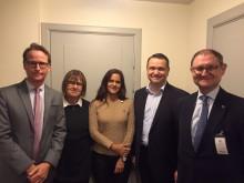 Dubbel nystart i Konungens Stiftelse Ungt Ledarskap – Fem nya styrelseledamöter utsedda och kommande ledarskapsseminarium äger rum i Luleå