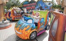 Treat the family to an action-packed day trip to M&D's theme park