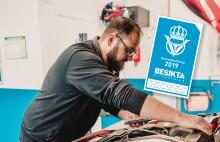 För säkrare veteranbilar: Besikta Bilprovning lanserar tjänsten Veteranbilstest