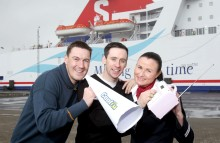 Another year on the waves for Stena Line and Cool FM