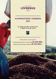 Löfbergs sociala kvitto 2017