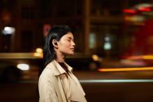 Samo vi in vaš svet. Sony predstavlja nove resnično brezžične slušalke  WF-1000XM4