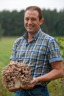 Saxtorp Svamp odlar flera olika utsökta svampar!
