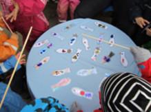 Höstfest på luktärtens förskola