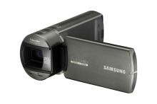 Samsung först med videokamera för vänsterhänta