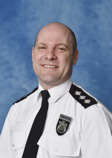 Cherwell & West Oxfordshire welcomes new Deputy LPA Commander