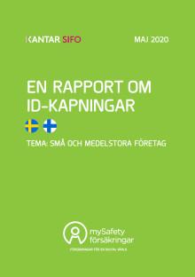 Rapport om ID-kapningar B2B 2020