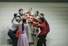 Ansökningar från 1 046 dansare i 139 länder
