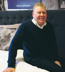 KungSängen utser Peter Gustafsson till ny VD