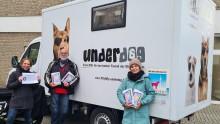 apoBank unterstützt die ehrenamtliche Arbeit der Tierärzte bei dem Projekt Underdog