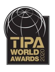 """Sony celebra su éxito en los Premios TIPA 2020, incluido el muy esperado premio a la  """"Mejor innovación en fotografía"""""""