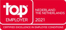 TCS voor het 8e jaar op rij uitgeroepen tot Top Employer in Nederland