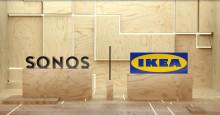 IKEA och Sonos ska skapa ljud för de många människorna